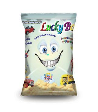 Кукурузные палочки Lucky Boy
