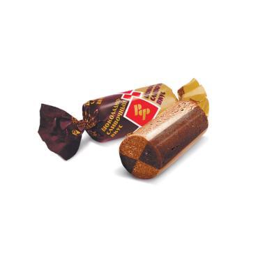 Конфеты шоколадно сливочный вкус Рот Фронт