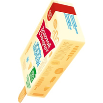 Мороженое пломбир Золотой Стандарт сливочный 70 г
