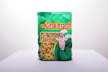 Макароны виток Mr. MacCaroni, 1 кг., Флоу-пак