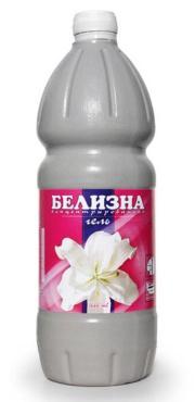 Отбеливатель Белизна гель Дзержинск, 1 л., пластиковая бутылка