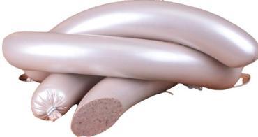 Колбаса ливерная фермерская Славянскаяя высший сорт, Сычниковское Подворье, 1 кг., полиамидная оболочка