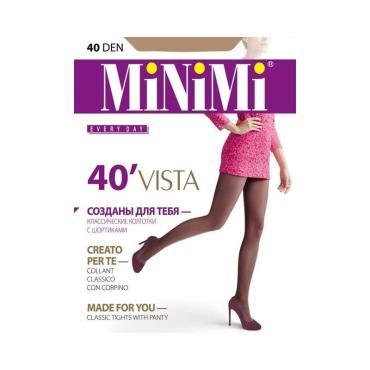 Колготки MiNiMi Vista 40 Den Daino 2S