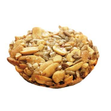 Пирожное с арахисом и сгущенкой Макарян Белочка