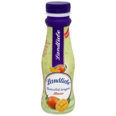 Йогурт Landliebe питьевой Манго 1,5%