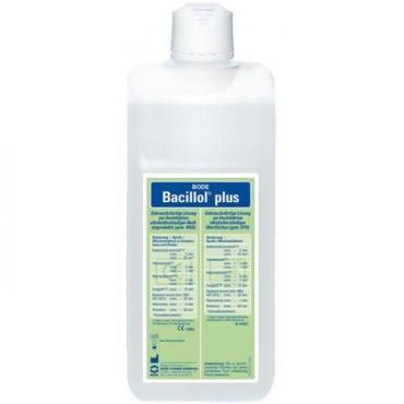 Спиртовое средство для быстрой дезинфекции, Бациллол плюс Hartmann, 1 л., Пластиковая бутылка