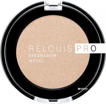 Тени для век Relouis Pro Eyeshadow Metal тон 53