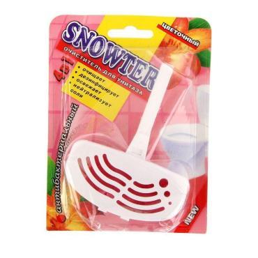 Очиститель для унитаза Snowter Цветочный