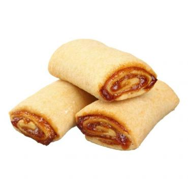 Печенье Ден-Трал Рулет Топик лимон 1,5кг