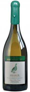 Вино белое сухое Sarl Courty Domaine de Perdrycourt Chablis AOC, Франция, 750 мл., стекло