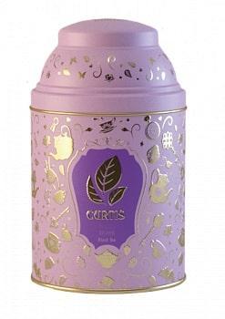 Чай Curtis Wonderland Collection. Wild Rose черный листовой с добавками, 70 гр