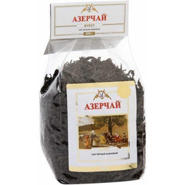 Чай Азерчай Букет черный листовой