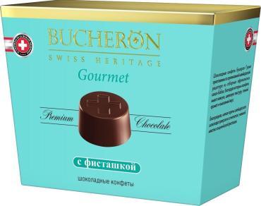 Конфеты Bucheron GOURMET с фисташкой