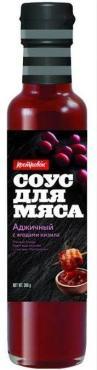 Соус Костровок Для мяса Аджичный с ягодами кизила