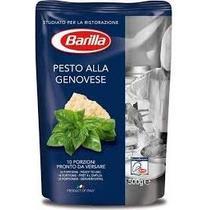 Соус Barilla Pesti alla Genovese с базиликом