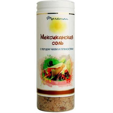 Соль Mareman Мексиканская морская поваренная пищевая