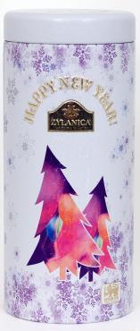 Чай Zylanica Рождество черный 100 гр