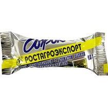 Сырок Ростагроэкспорт творожный глазированный 20% с ароматом ванили