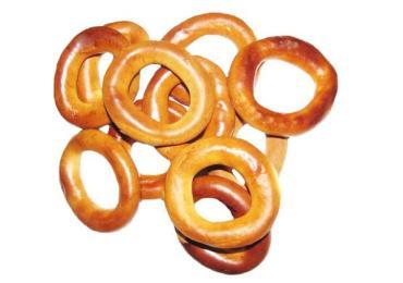Печенье Колечки Аппетитные соленые