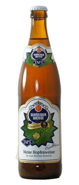 Пиво Schneider Weisse Mein Hopfenweisse светлое