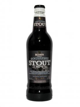 Пиво Belhaven Scottish Stout  7%  0,5 л.