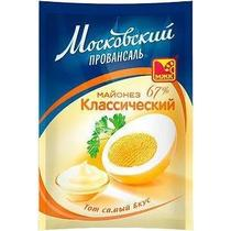 Майонез Московский провансаль Классический 67%