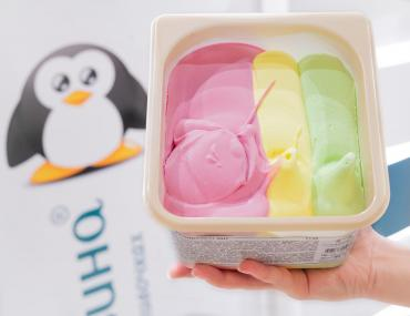 Мороженое  Малибу 33 Пингвина, 1.3 кг.