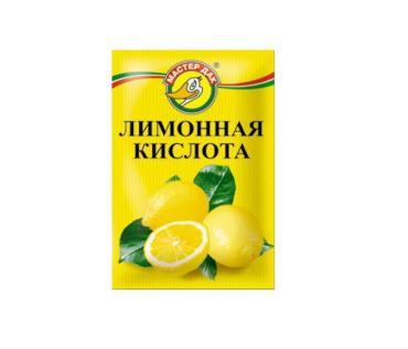Кислота лимонная Мастер Дак