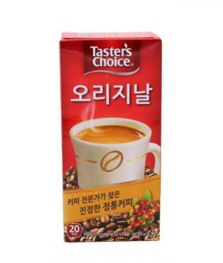 Кофе Tasters Choice Original растворимый