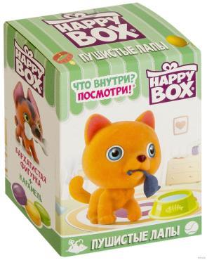 Карамель с игрушкой Happy Box