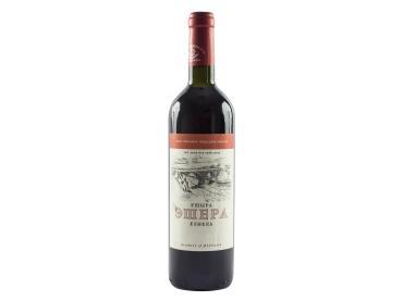 Вино Эшера столовое полусухое красное