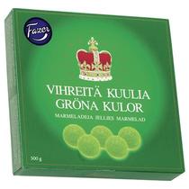 Мармелад Fazer Green Jellies 500 гр