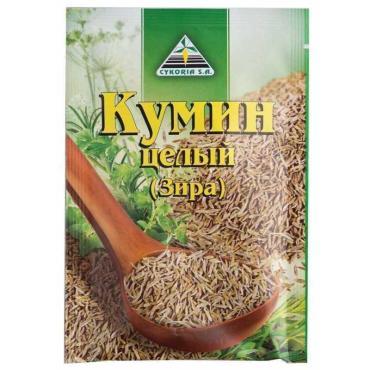 Приправа Cykoria S.A кумин, 20 гр., сашет