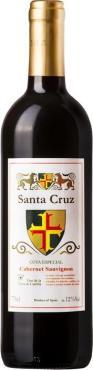 Вино Санта Круз Каберне Совиньон / Santa Cruz Cabernet Sauvignon,  Каберне Совиньон,  Красное Сухое, Испания