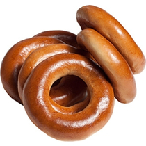 Баранки Челны-хлеб камские 350 гр.