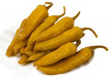 Овощные консервы Аревик перец стручковый маринованный