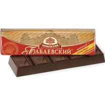 Шоколадный батончик Бабаевский со сливочной начинкой