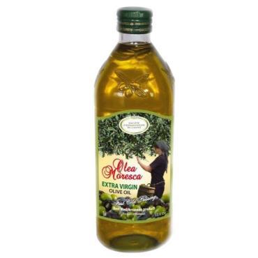 Масло Olea Moresca оливковое нерафинированное