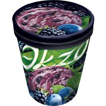Мороженое Эkzo черника-ежевика