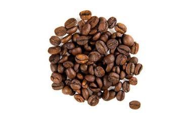 Кофе ООО Леаланис Бланманже, натуральный, жареный в зернах с ароматом миндального молока