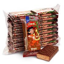 Конфеты шоколадные, вафельные Konti Джек, 520 гр., Флоу-пак