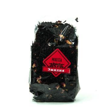 Чай Moussa Эмилия смесь черного и зеленого