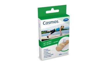 Пластырь Cosmos sport Амортизирующий 1,9х7,2см 20шт