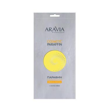 Крем-парафин с маслом лимона и виноградных косточек, Aravia Tropical cocktail, 500 мл., пластиковая упаковка