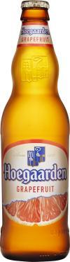 Пивной напиток  Hoegaarden со вкусом грейпфрута светлое пастеризованное нефильтрованное в стекле 4.6%, 47мл