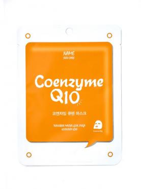 Тканевая маска для лица Name skin care Коэнзим Q10