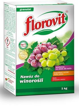 Удобрение гранулированное Florovit Для винограда