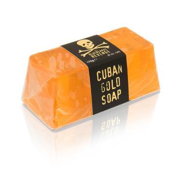 Мыло для лица и тела The Bluebeards Revenge Big Cuban Gold of Soap for Blokes, 175 гр., полиэтиленовая пленка