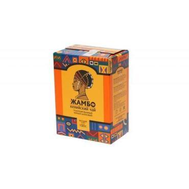 Чай Жамбо кенийский гранулированный, Жамбо, 1 кг., картонная коробка