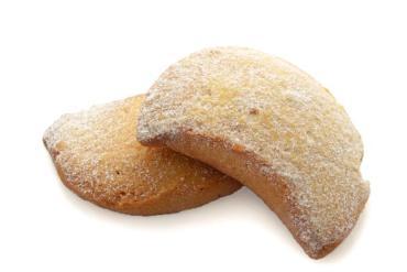 Печенье ФКИ Постное Полумесяц с Тыквой и лимоном 2кг